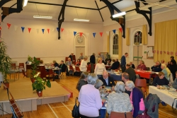 Hall, lounge and church hire