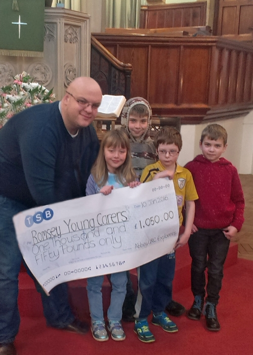 2015 Charity - Romsey Young Carers